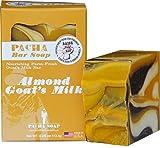 Pacha Soap Company Almond Goat's Milk 4 Oz. Natural Soap