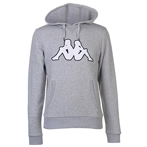 Kappa Mens Fleece OTH LL Hoody Hoodie Hooded Top Kangaroo