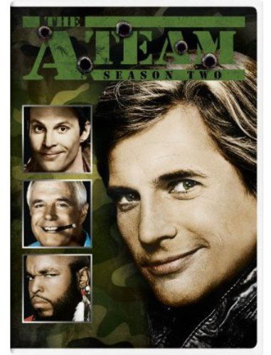 The A-Team: Season 2 (A Team Dvd)