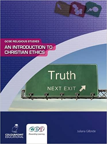 Book An Introduction to Christian Ethics (GCSE Religious Studies)