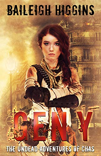 Gen Y: The Undead Adventures of Chas (A Young Adult Zombie Apocalypse Thriller Book 2) ()