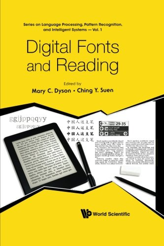 Digital Fonts and Reading (Series on Computer Processing of Languages) (Series on Language Processing, Pattern Recognition, and Intelligent Systems) by World Scientific Publishing Co