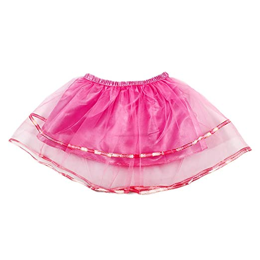 JERKKY Falda de tutú Vestido de tutú de Baile de Ballet para bebés ...