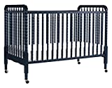 Over the Crib Changing Table Davinci Jenny Lind 3-in-1 Convertible Crib, Navy
