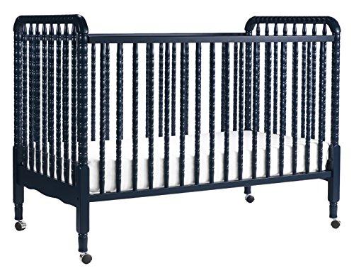 DaVinci Jenny Lind 3-in-1 Crib, Navy