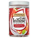 Twinings Cold In'Fuse Watermelon Strawberry and Mint 12 Tea Bag