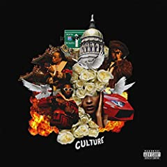 "The CD release of the album ""Culture"" is finally here! Features the smash single, ""Bad and Boujee (ft. Lil Uzi Vert)"" as well as tracks that feature Gucci Mane, 2 Chainz, Travis Scott and DJ Khaled. The release comes just in time to coincide ..."