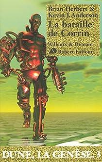 Dune, la genèse, Tome 3 : La Bataille de Corrin par Herbert