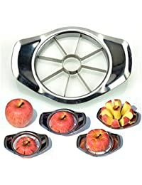 Bargain Stainless Steel Apple Corers Slicer Cutter Fruit Knife by Abcstore99 dispense