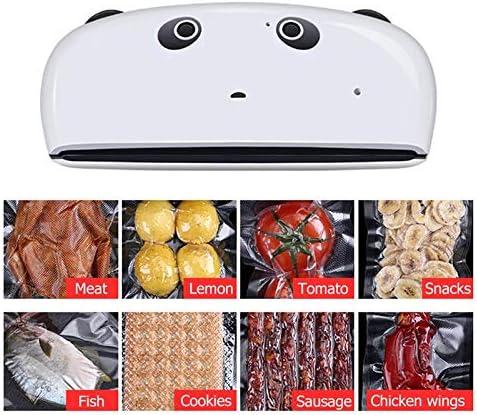 ZFFLYH 4 en 1 Appareil de Mise sous Vide Alimentaire Automatique, Les Aliments restent Frais Jusqu'à 8 Fois Plus Longtemps pour la Cuisine et la Conservation