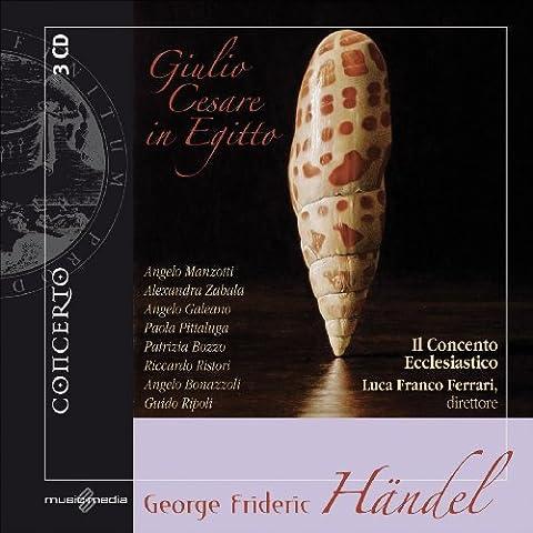 G.F. Handel: Giulio Cesare In Egitto - Giulio Ferrari