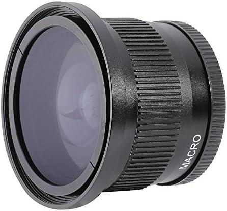 For Canon VIXIA HF G20 58mm BW Elite New 0.35x High Grade Fisheye Lens