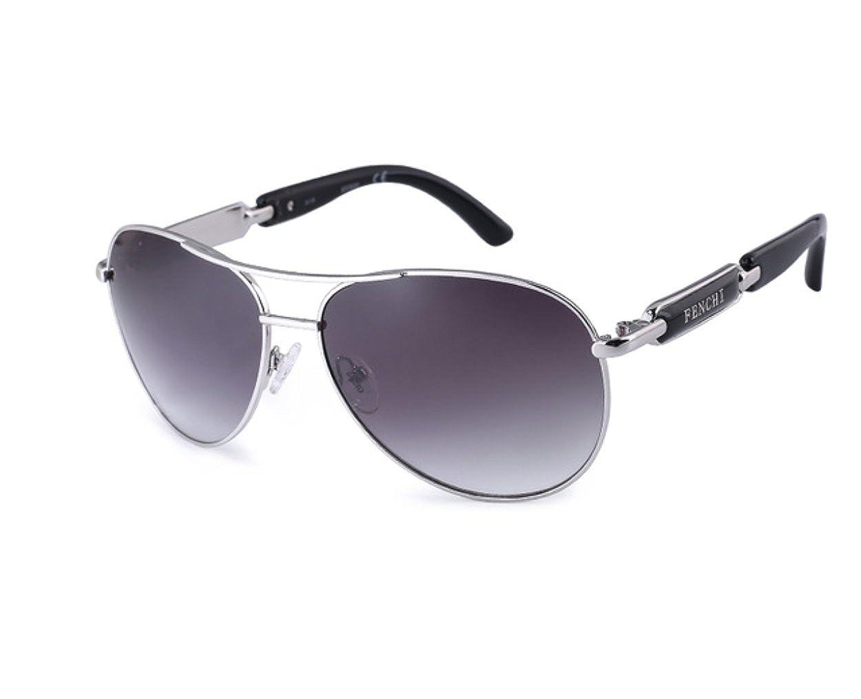 Gafas De Sol Espejo Polarizadas, 100% Polarizadas UV400, Anti-reflectante, Espejo Gradiente, Gafas polarizadas espejo clásicas, Gafas de sol piloto mujer ...