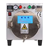 Adjustable Variable Speed Oscillator Orbital Rotator Shaker Lab Destaining Mixers Defoaming machine Cell Phone LCD Screen Repair Tool Autoclave LCD Bubble Remove Machine Equipment
