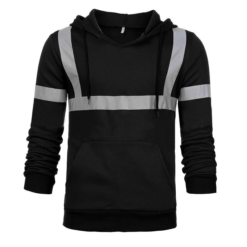 9c296177 Sports Apparel Hunzed Men【Christmas 3D Printed Pullover】 Mens Ugly  Christmas Sweatshirts Printed Graphic Long Sleeve Shirts