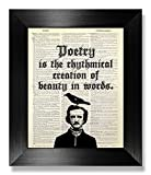 Best Poetry Gifts Gift For A Boyfriends - Poetry is the Rhythmical Creation of Beauty in Review