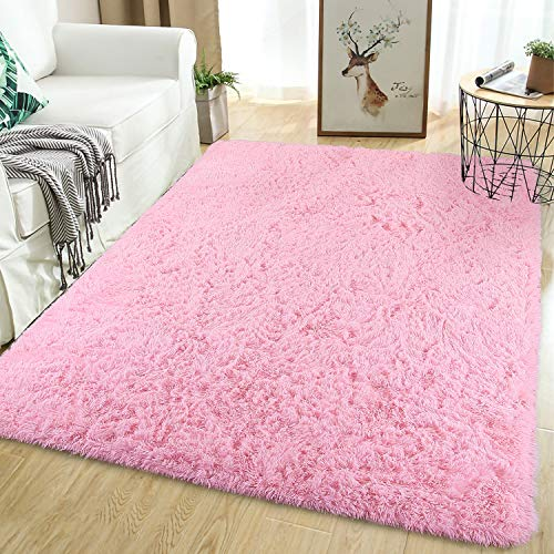Softlife Soft Girls Bedroom Area Rugs 5.3