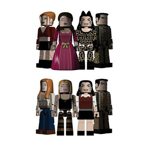 Buffy the Vampire Slayer PALz: Halloween Boxed (Buffy The Vampire Slayer Halloween Costume)