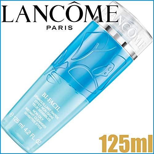 Lancome Bi Facil Non-Oily Instant Eye Makeup Remover for Sensitive Eyes, 4.2 Ounce by LANCOME PARIS