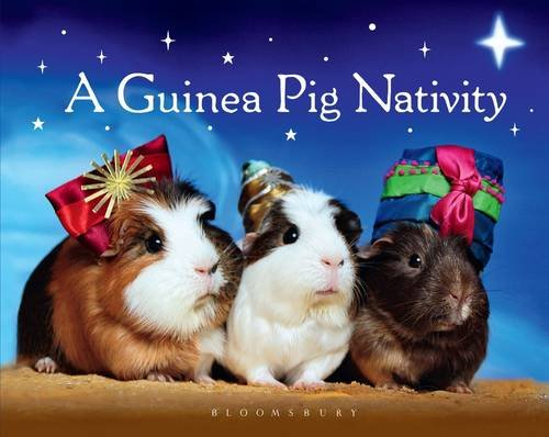 A Guinea Pig Nativity from Bloomsbury USA