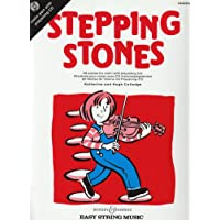 Stepping Stones +CD - Vl+CD