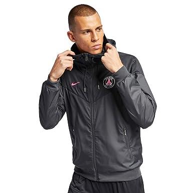 Nike PSG M NSW WR Wvn Aut Chaqueta Paris Saint Germain ...