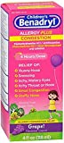 Children's Benadryl-D Allergy and Sinus Liquid, 4 Fluid Ounce by Children's Benadryl-D