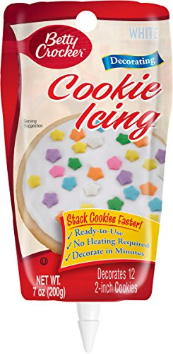Betty Crocker White Ready to Use Icing, 7 oz