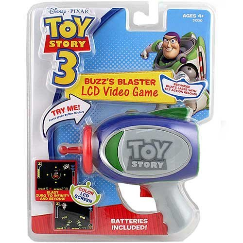 (Disney / Pixar Toy Story 3 LCD Video Game Buzzs Blaster)