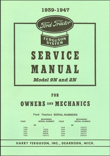 Electrical Service Manual - 1