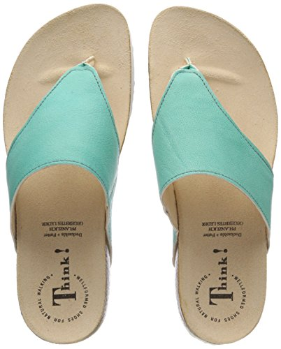 79 lagune Bleu Femme Julia Think kombi 282986 Tongs IAnx0x