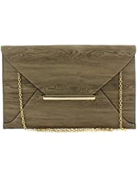 MyLux® Fashion Designer Signature Envelope Clutch
