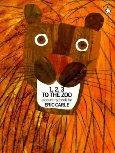 Eric Carle: 1, 2, 3 to the Zoo Flash Cards