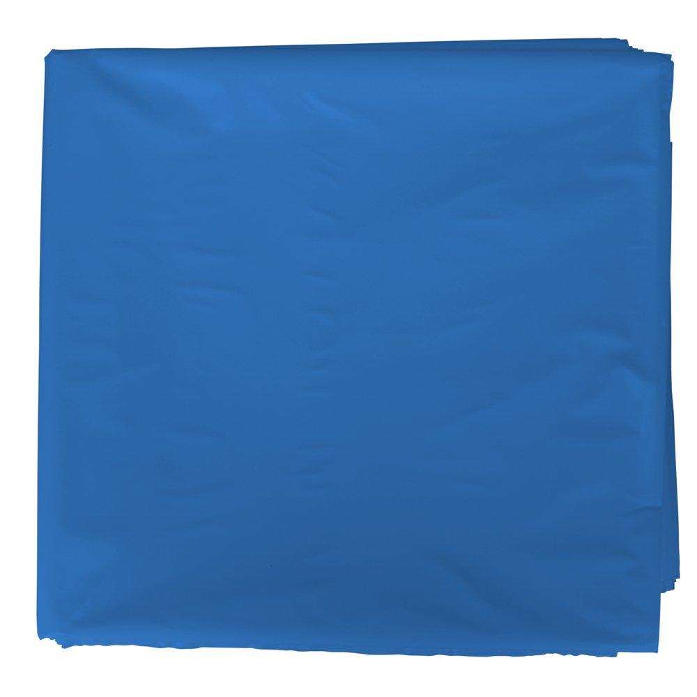 Fixo 72232 - Pack de 25 bolsas disfraz, 56 x 70 cm, color azul oscuro