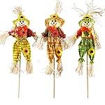 Fall Harvest Scarecrow Decor