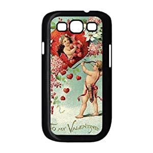 TOSOUL Phone Case Cupid Cherub Hard Back Case Cover For Samsung Galaxy S3 I9300
