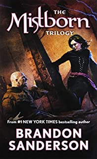 Mistborn Trilogy Boxed Set (Mistborn, The Hero of Ages, & The Well of Ascension) (076536543X) | Amazon Products