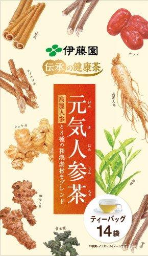 伝承の健康茶