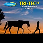 Farnam Tri-Tec 14 Fly Repellent Spray for Horses with Sunscreen 12
