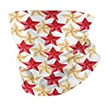 Outdoor Headband House Decor Collection Christmas Tree Decoration Themed Star Pattern Military Style Gold Red Sketch… 6