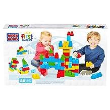 Mega Bloks First Builders Endless Building Fun Box Set, 80 pieces