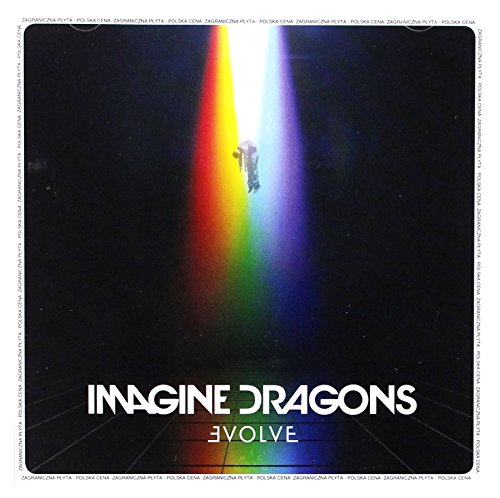 Music : Imagine Dragons: Evolve [CD]