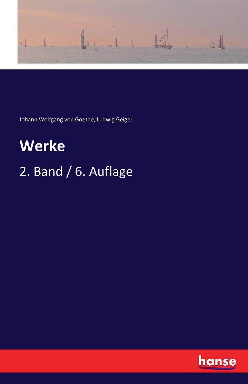 Download Werke: 2. Band / 6. Auflage (German Edition) PDF