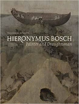 Technical Studies Painter and Draughtsman Hieronymus Bosch