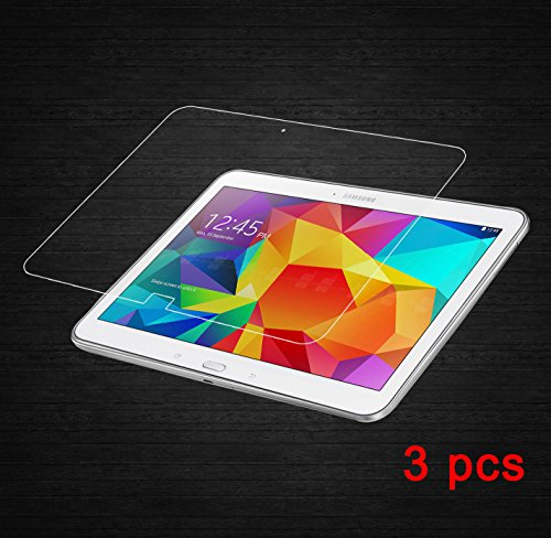 ANiceSeller 3 PACK Clear LCD Screen Protector Guard Film for Samsung Galaxy Tab 4 SM-T530NU