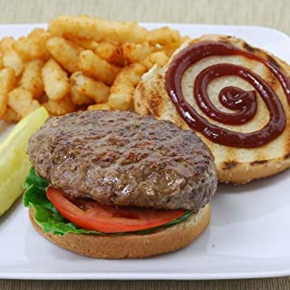 product image for Wild Boar Burgers - 20 patties, 8 oz ea