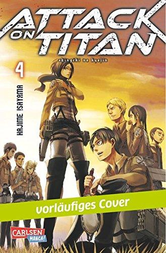 Attack on Titan 4