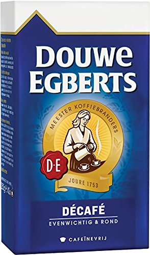 - Douwe Egberts Aroma Rood Decaf Coffee, 17.6 Ounce