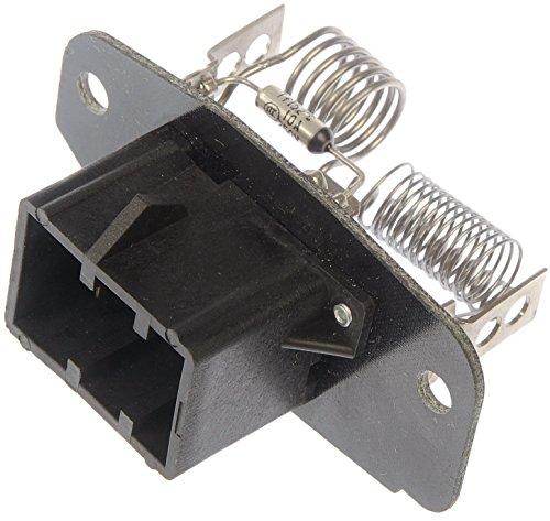 Ford Blower Motor Resistor - Dorman 973-013 Blower Motor Resistor for Ford