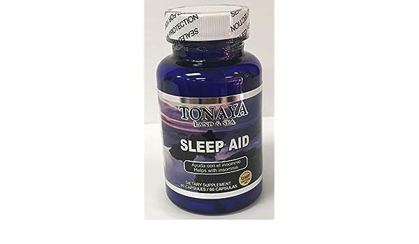 Amazon.com: Tonaya Sleep Aid: Health & Personal Care